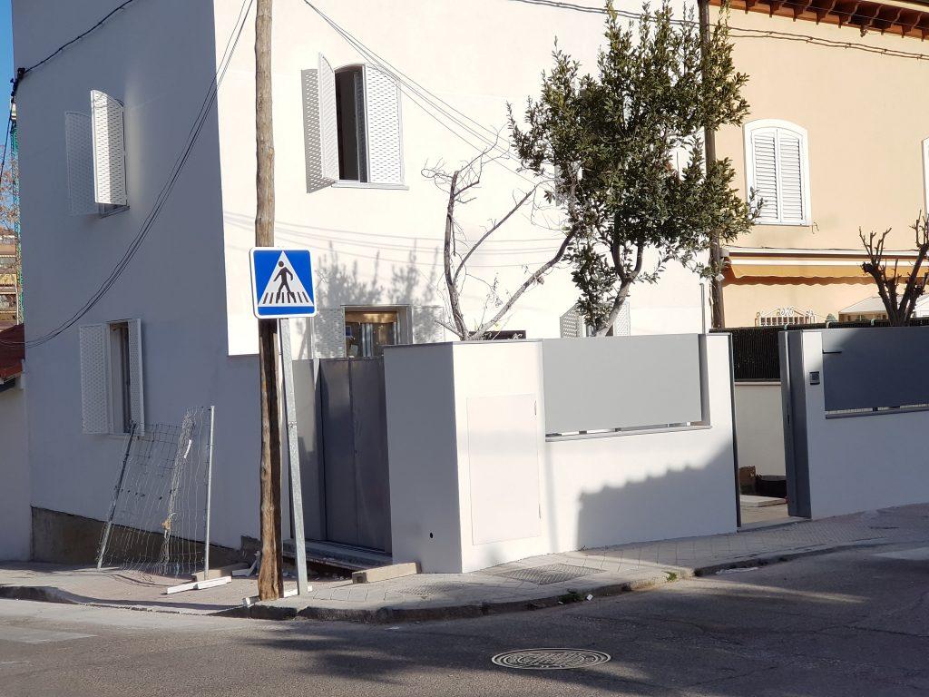 Cerramiento de forja madrid-min