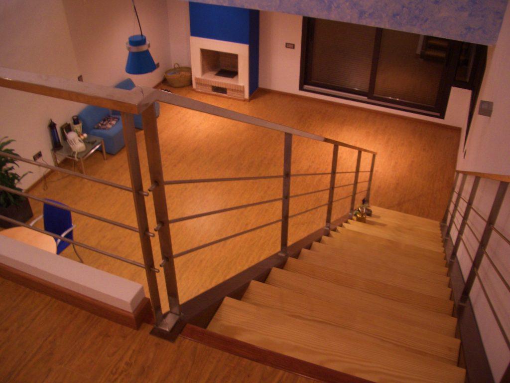 Escalera Acero Inoxidable (3)