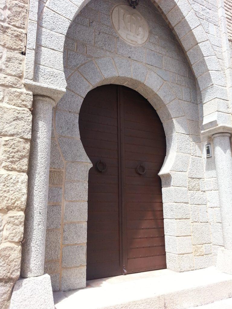 Puerta Forja AtesanalMedieval-min