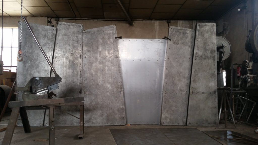 Puerta de Diseño Exterior Diseño ForjaToledo-min