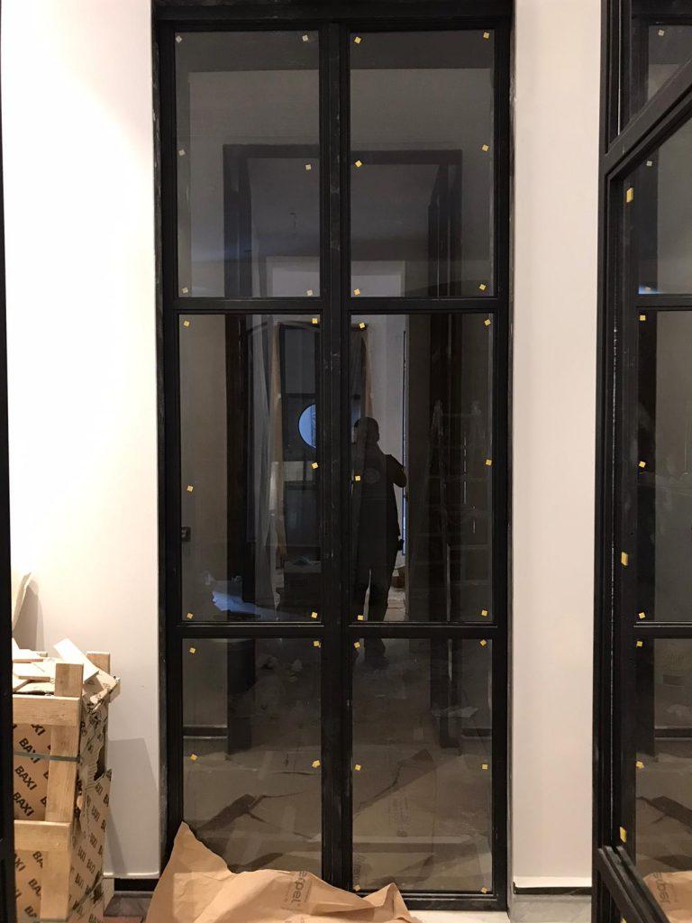 Puertas de hierro y cristal (5)