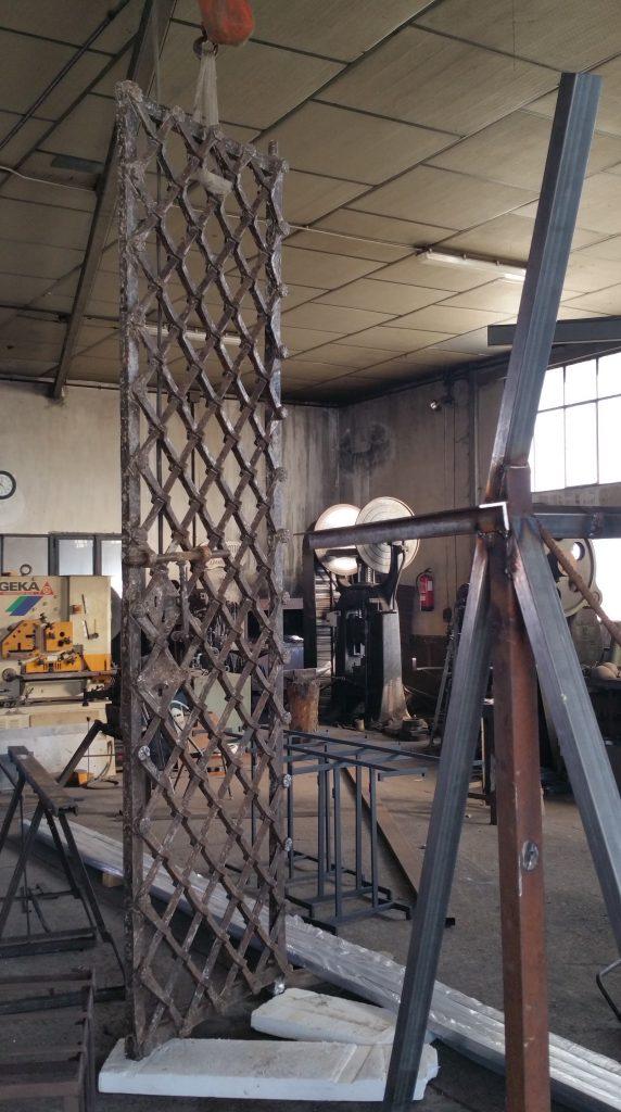 Restauración de Cerrajería artística (11)-min